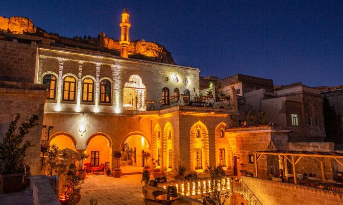 Отель «Selcuklu Konagı» в Мардине
