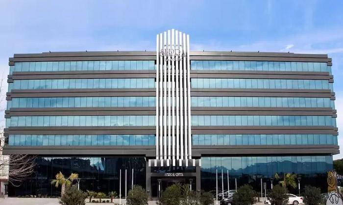 Отель «Serra» в Самсуне