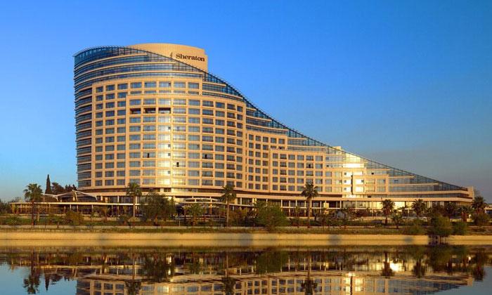 Отель «Sheraton» в Адане
