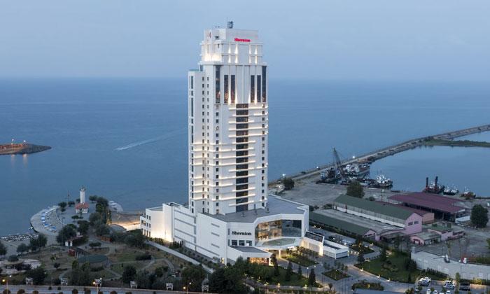 Гранд-отель «Sheraton» в Самсуне