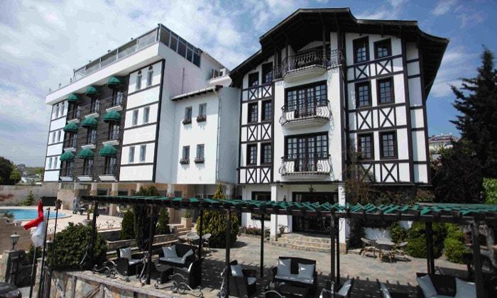 Отель «Zinos» в Синопе