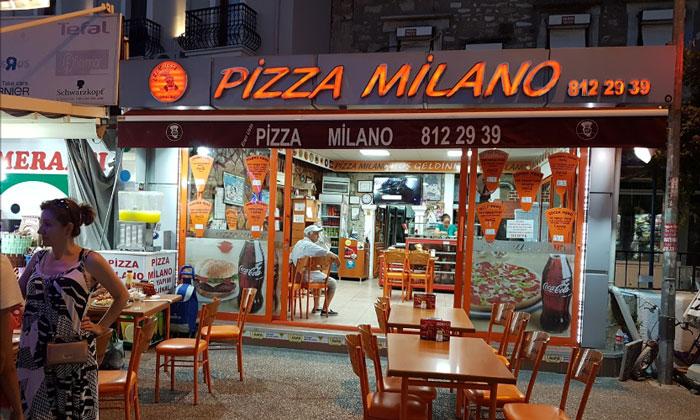 Пиццерия «Milano» в Фоче