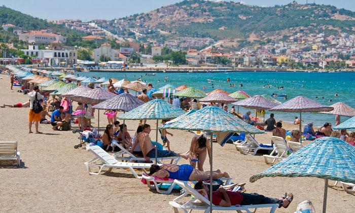 Пляж Фочи