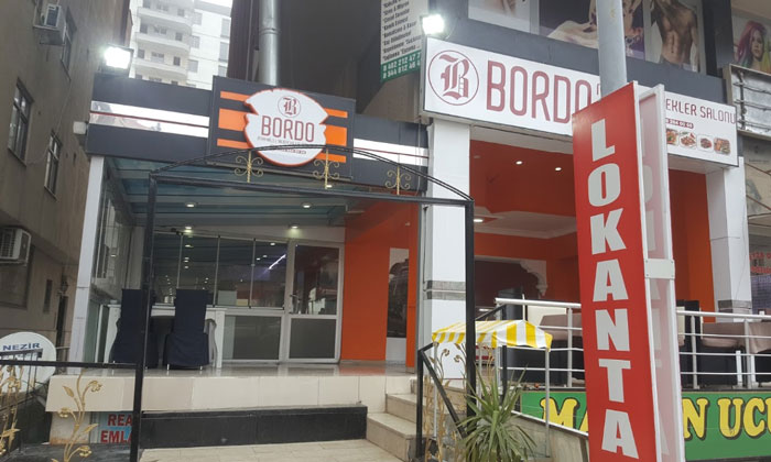 Ресторан Bordo в Мардине