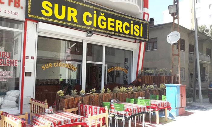 Ресторан «Sur Cigercisi» в Ване