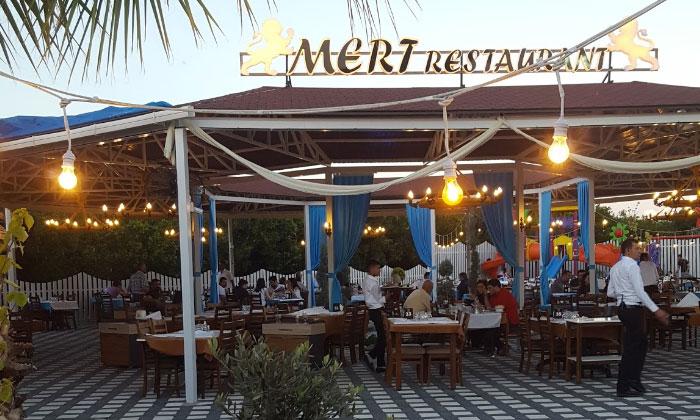 Ресторан «Mert» в Адане