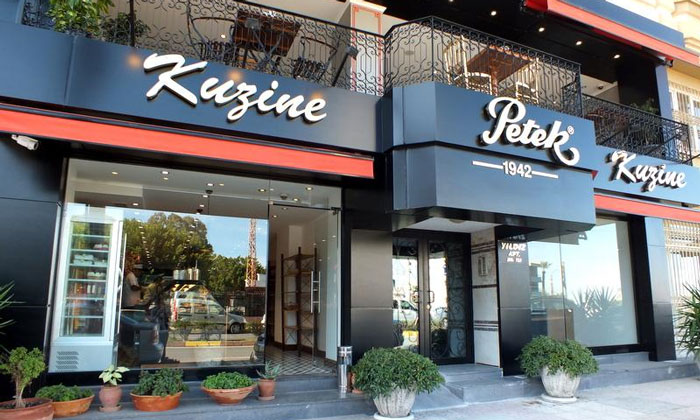 Ресторан «Petek Kuzine» в Искендеруне