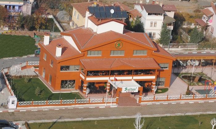Ресторан «Sultan Kebap» в Токате