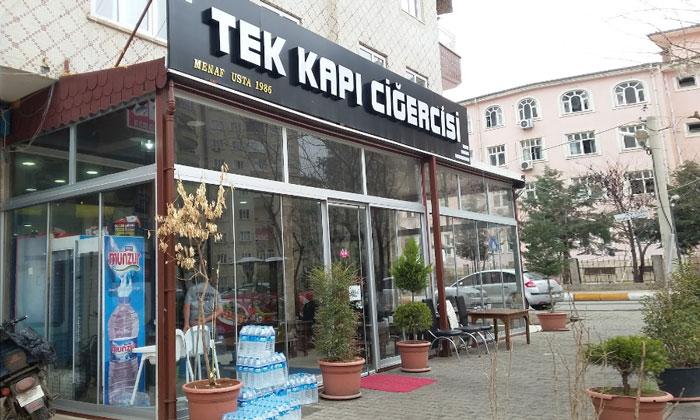 Ресторан «Tek Kapı Cigercisi» в Диярбакыре