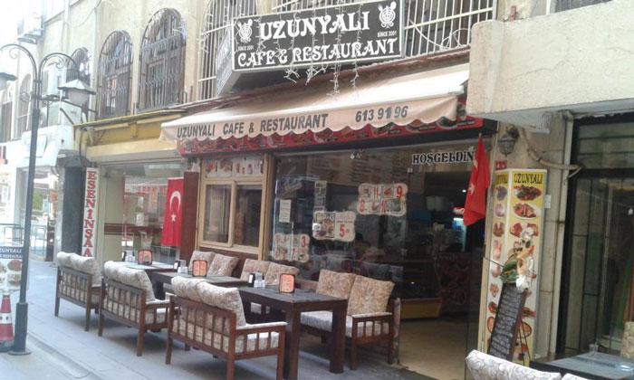 Кафе-ресторан «Uzunyali» в Искендеруне