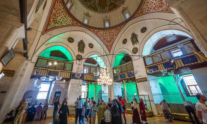 Ритуальный зал Семахане Мевляны в Конье