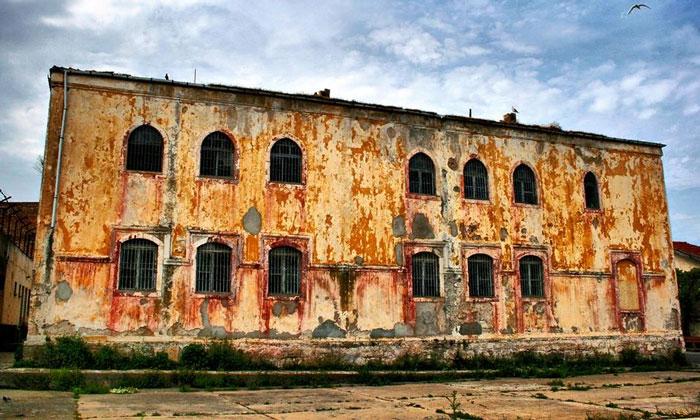 Тюрьма при Синопской крепости