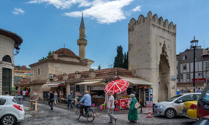Старая мечеть Аданы