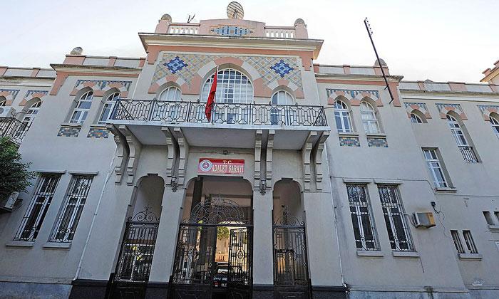 Здание суда Искендеруна