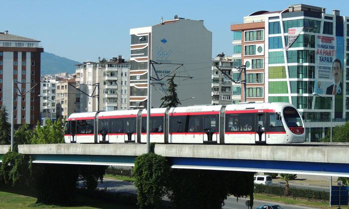 Трамвай «Sirio» в Самсуне
