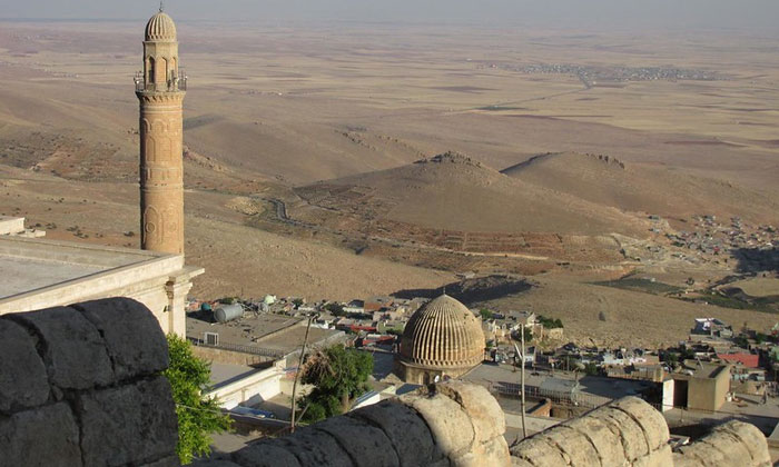Великая (Улу) мечеть Мардина