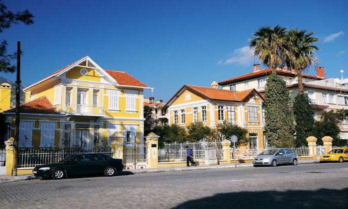 Венгерские дома Миласа