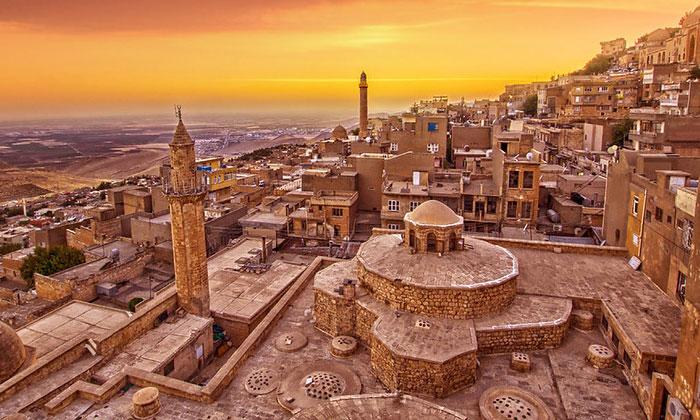 Хаммам Эмир в Мардине