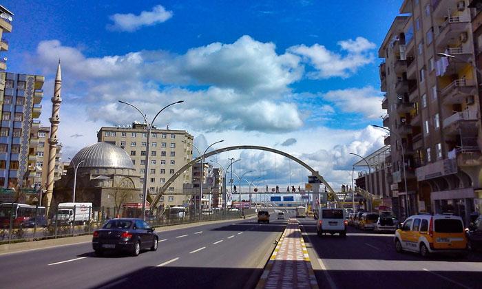 Улицы Диярбакыра