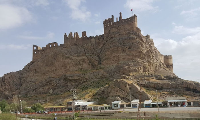 Замок Хосап в Ване
