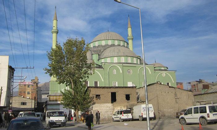 Зелёная мечеть Вана