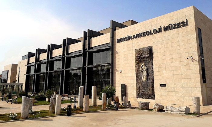Археологический музей Мерсина
