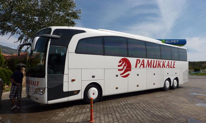 Автобус «Pamukkale»