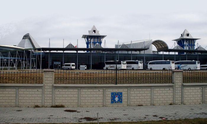 Автовокзал Кютахьи