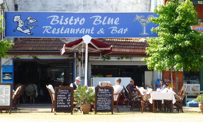 Бистро «Blue»  в Дальяне