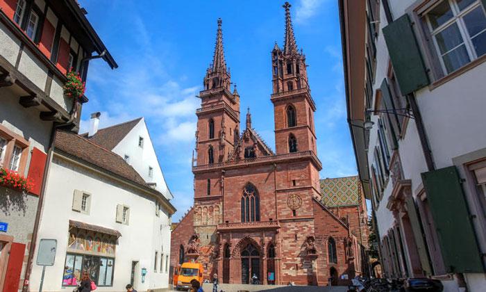 Кафедральный собор Базеля