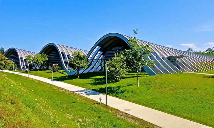 Центр Пауля Клее в Берне