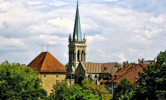 Церковь Святого Петра и Павла в Берне