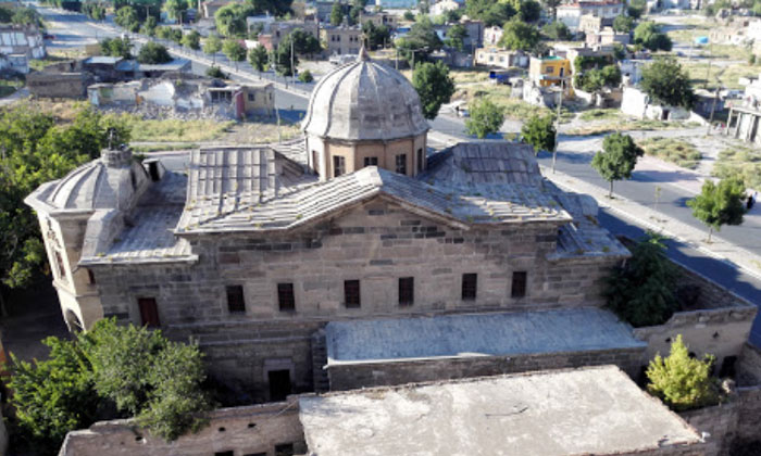 Церковь Григория Просветителя в Кайсери