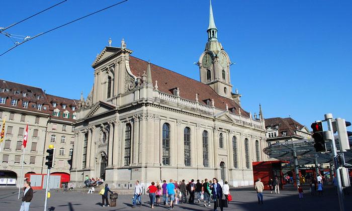 Церковь Святого Духа в Берне