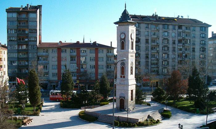 Часовая башня Кютахьи