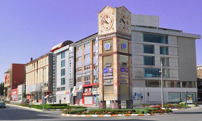 Часовая башня Невшехира