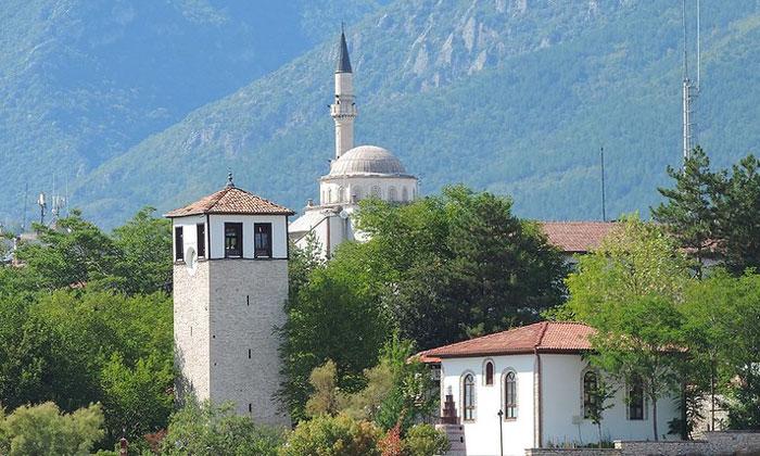 Часовая башня и мечеть Сафранболу