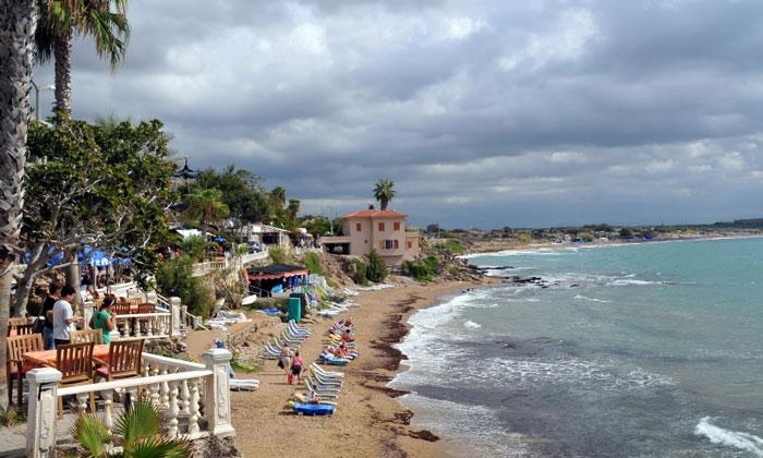 Частный пляж Сиде