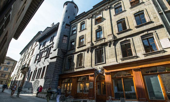 Дом-музей Тавель в Женеве