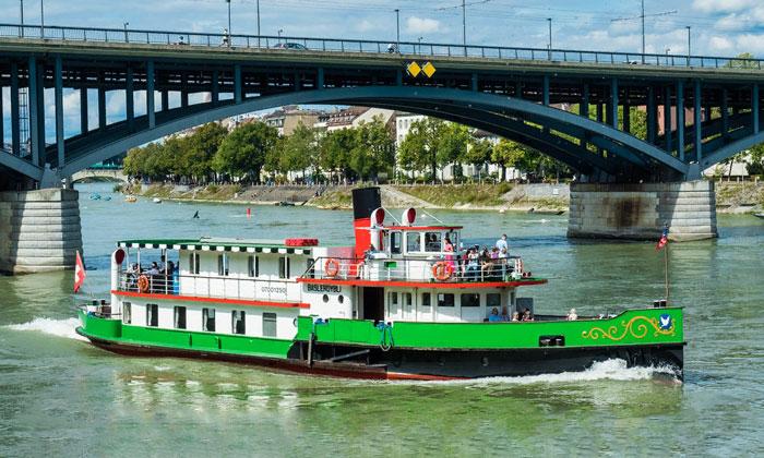 Прогулочное судно Базеля