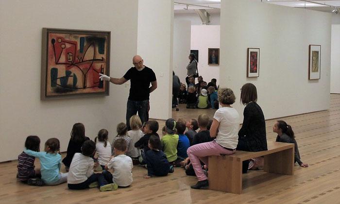 Выставка Пауля Клее в Берне
