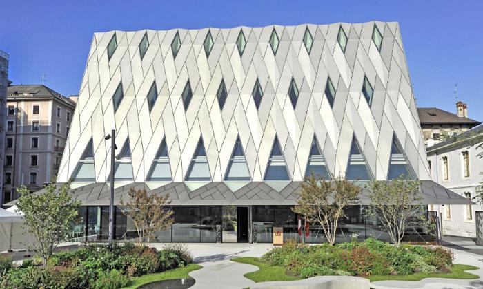 Этнографический музей Женевы