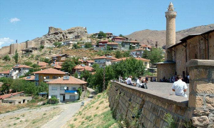 Город Дивриги в Турции