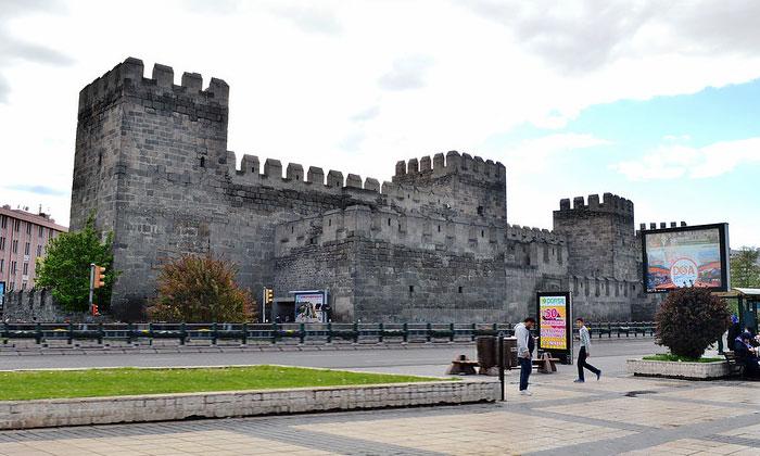 Городские стены Кайсери