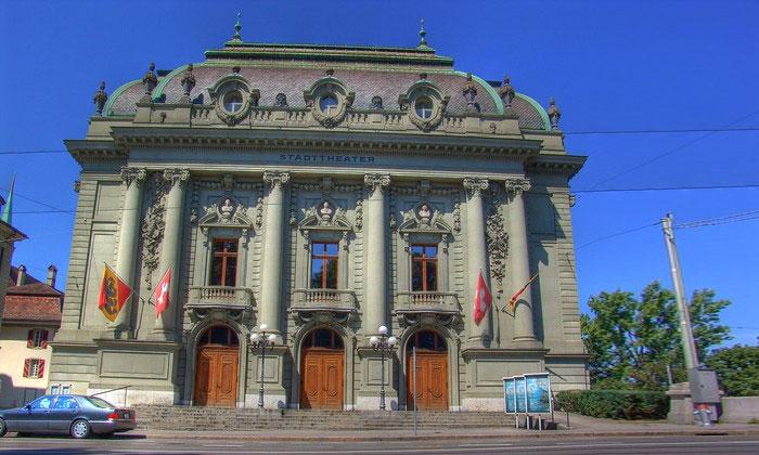 Государственный театр (Stadttheater) Берна