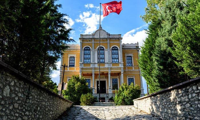 Исторический музей Сафранболу