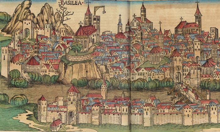 Базель 1493 года