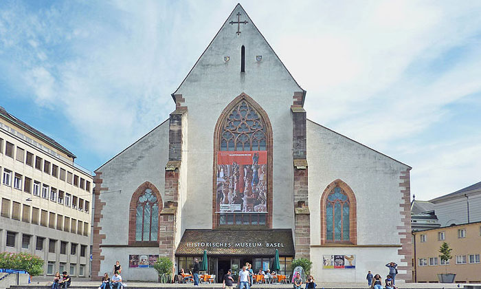 Исторический музей Базеля