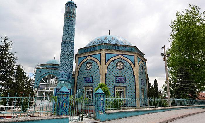 Изразцовая мечеть Кютахьи