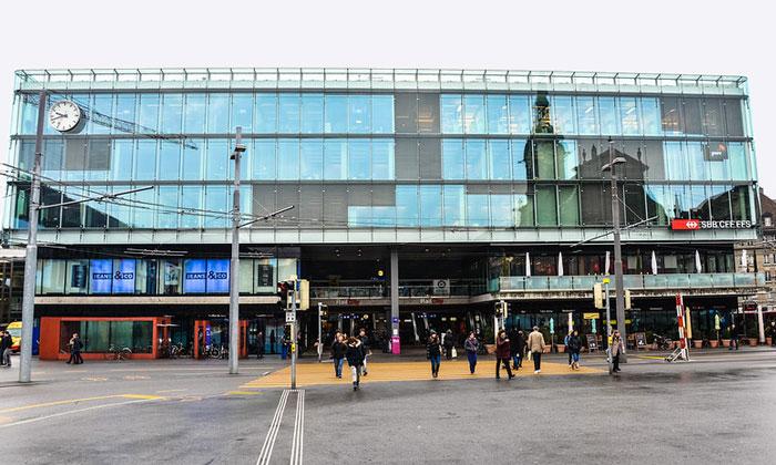 Железнодорожный вокзал Берна